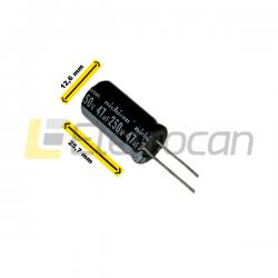 Capacitor Eletrolítico 47UF 250V