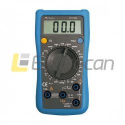 Multímetro digital MINIPA ET-1100A 3 1/
