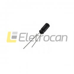 Capacitor 100uf 25v 6,3x11