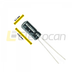 Capacitor 1uf 100v