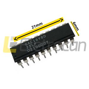 Circuito Integrado - GAL16V8D 25LP