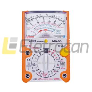 Multimetro Analógico MA-55 Icel