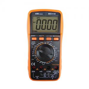 Multimetro Digital Icel MD-6130