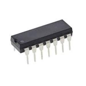 circuito integrado Dip 74HC03N 5V