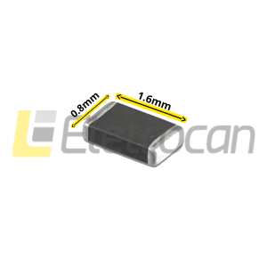 Resistor SMD 3.3K 0603