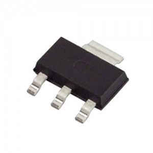 Circuito Integrado - LM317 SMD