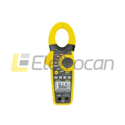 Alicate amperimetro digital HA 3660