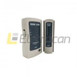 Testador de cabo de rede HTC-21