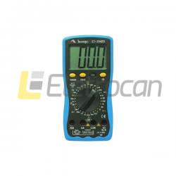 Multímetro digital MINIPA ET-2042D 3 1/2