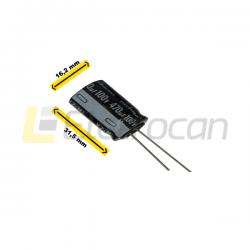 Capacitor 470UF 100V