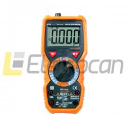 Multimetro Digital MD-6199 ICEL
