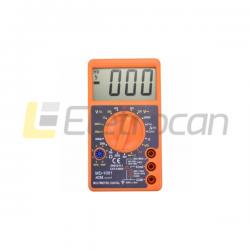 Multimetro Digital MD-1001 ICEL