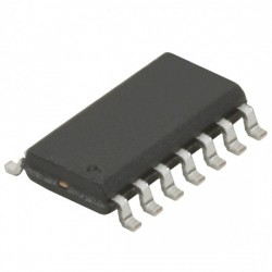Circuito integrado hef 4073bt SMD