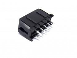 MCFPQ-10-CONECTOR MACHO 10VIAS (2X5) 180 GRAUS 3MM