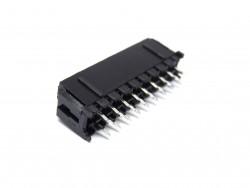 MCFPQ-18-CONECTOR MACHO 18VIAS (2X9) 180 GRAUS 3MM