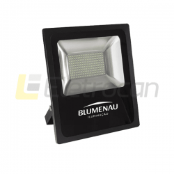 REFLETOR LED SLIM ALUM. 150W BI VOLT 6.000K (74150