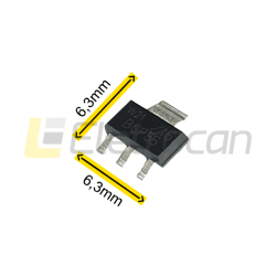 Transistor BCP56