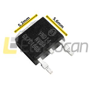 Transistor VND14 SMD
