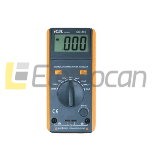 Capacimetro Digital CD-310