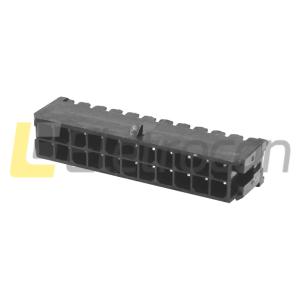 MCFPQ-22-CONECTOR MACHO 22 VIAS (2X11) 3MM
