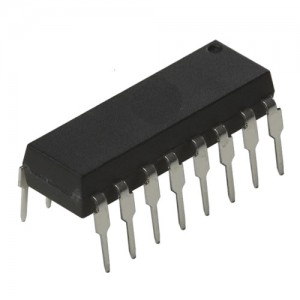 Circuito Integrado HCF4052BEY DIP