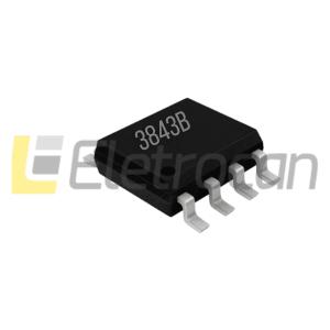 Circuito Integrado UC3843D SMD SOIC 8 PINOS