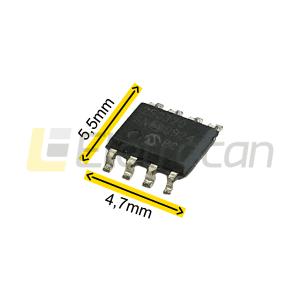 Circuito Integrado 25C320 EEPROM SMD