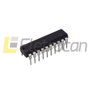 circuito integrado DG201 80j DIP 08 PINOS