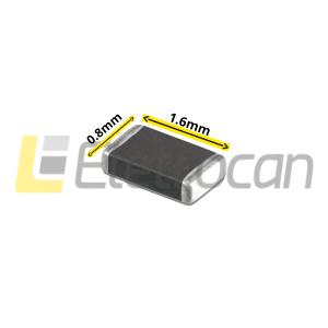 Resistor 4.7K 4k7  SMD 0603