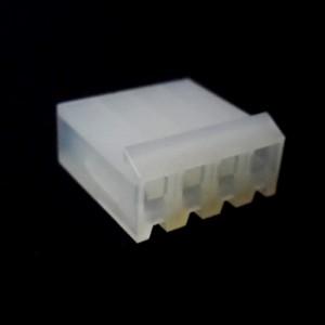PCF3-04-CONECTOR FÊMEA PARA CABO, 4 VIAS, PASSO 3,96mm (USAR O TEMINAL FÊMEA - PCT3)