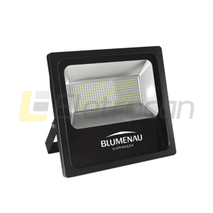 REFLETOR LED SLIM ALUM. 200W BI VOLT 6.000K (74200